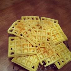 Ontbijtwafels Belgian Waffles