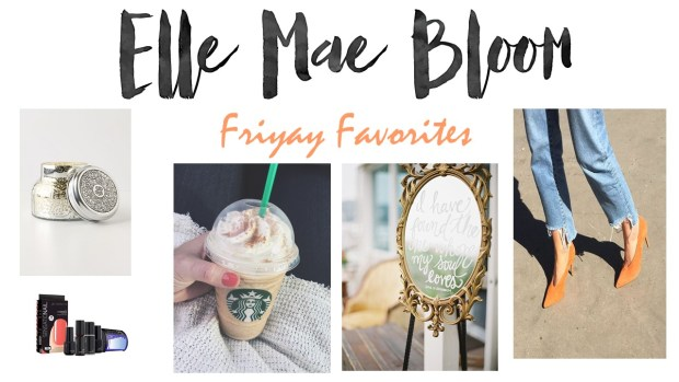 friyay-favorites