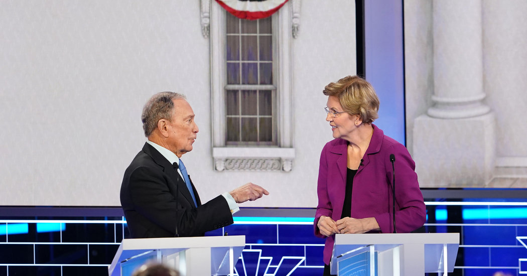 4 Takeaways From the Democratic Debate, Gender Edition
