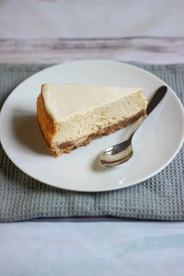 Le meilleur cheesecake