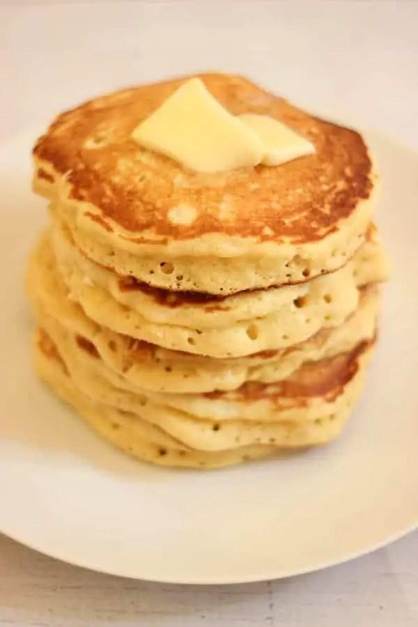 Les meilleurs pancakes américains