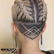 tendance coiffure l'undercut