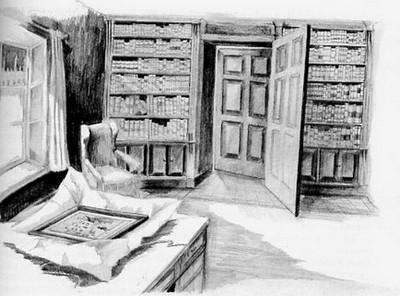 librarywindowillustrationsmall