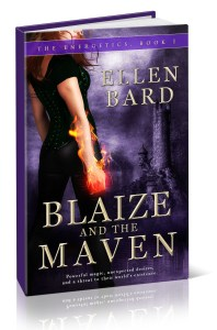 Blaize and the Maven Ellen Bard