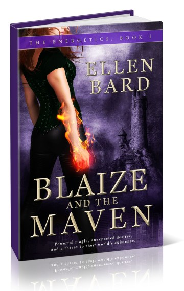 Blaize and the Maven
