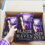 Paperback Blaize and the Maven