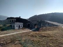 Inside Prizren Fortress