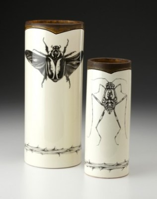 Insect Vases