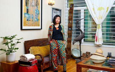Inspirational Women: Vu Thao photographed by Dvora