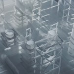 Fastforwardfossil; Part 2, detail of oil refinery