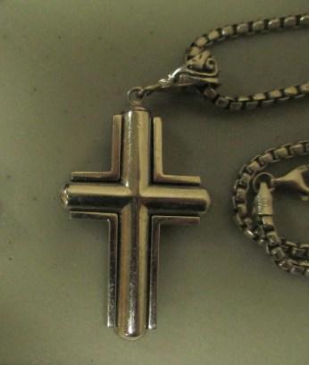 Danny- silver cross hero