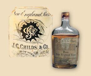 American Spirits New England Rum