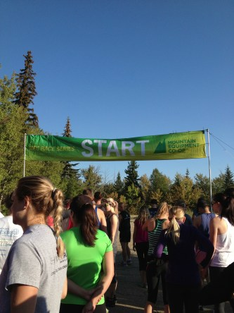 Join a road race, MEC races are only $15!