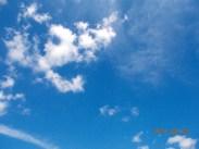 Beautiful skies
