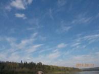 Beautiful skies all weekend