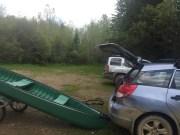 Canoe carts: Lakeland