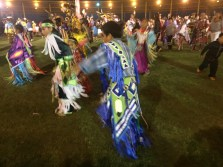 Grass dancers: intertribal