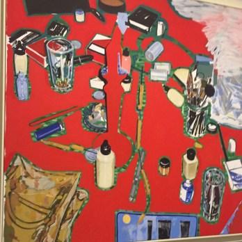 Artist's materials