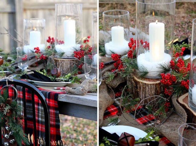 Holiday Table Settings