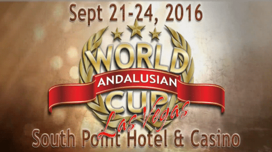 Carlos Carneiro Andalusian World Cup 2016