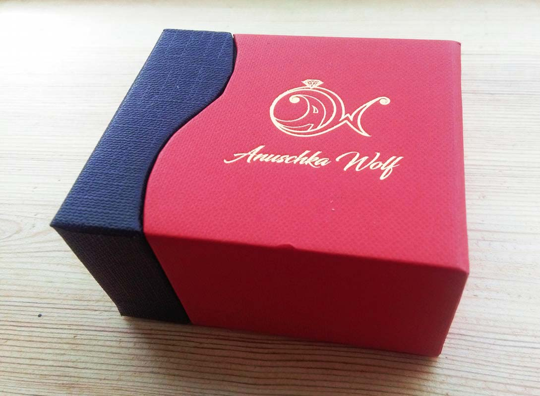 Jewellery Box branding