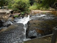 Kbal spean, the river of a thousand lingas