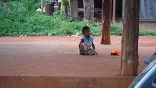 Girl in the last village