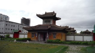 Lama shojin temple