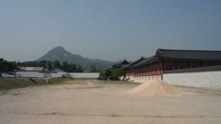 Ancient royal palace