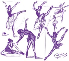 Ballet Poses