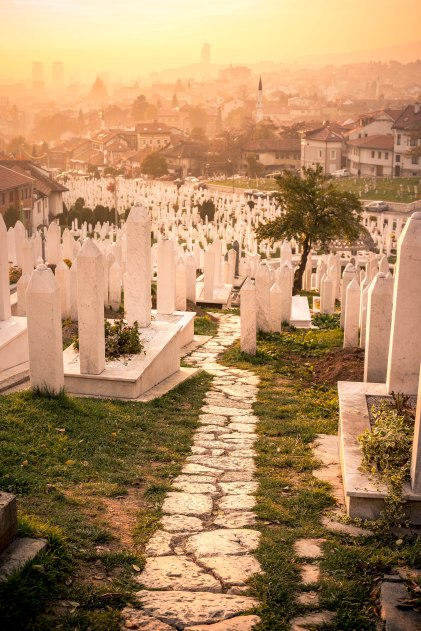 Almost 14,000 people were killed during the siege, including roughly 5,500 civilians. These statistics only represent Sarajevo, let alone what else happened throughout Bosnia & Herzegovina.