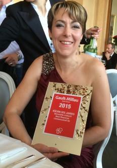 Bernadette Lisibach, Neue Blumenau, Female Chef of the Year