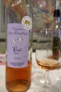 wine rose Gamay 2014 Domaine des Alouettes Geneva_170615 copy