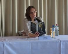 Tessa Hadley inspiring budding writers