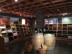 A fine collection of house wines as well as Ticino, other Swiss and international wines at the Matasci shop