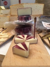 Italy cheese Pecorino al Moscat di Scanzo_300516