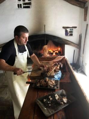 Sardinia meat on spit Camisadu_191016