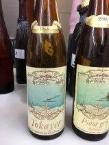 Wädenswil Pinot Gris 1968 and 1988