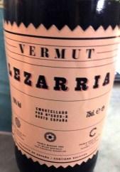 Lezarria vermouth_101117