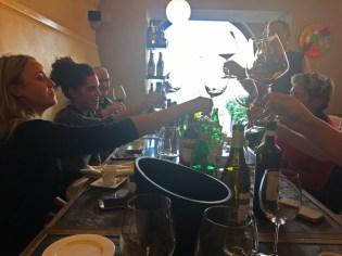 Montefalco Italy Sagrantino cheers_271017