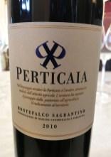 wine red Italy Montefalco Sagrantino Perticaia 2010_261017