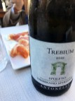 wine white Italy Montefalco Trebbiano Spoletino parma ham Antonelli_261017