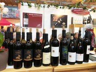 Gregor Kuonen's prize-winning wines from Salgesch