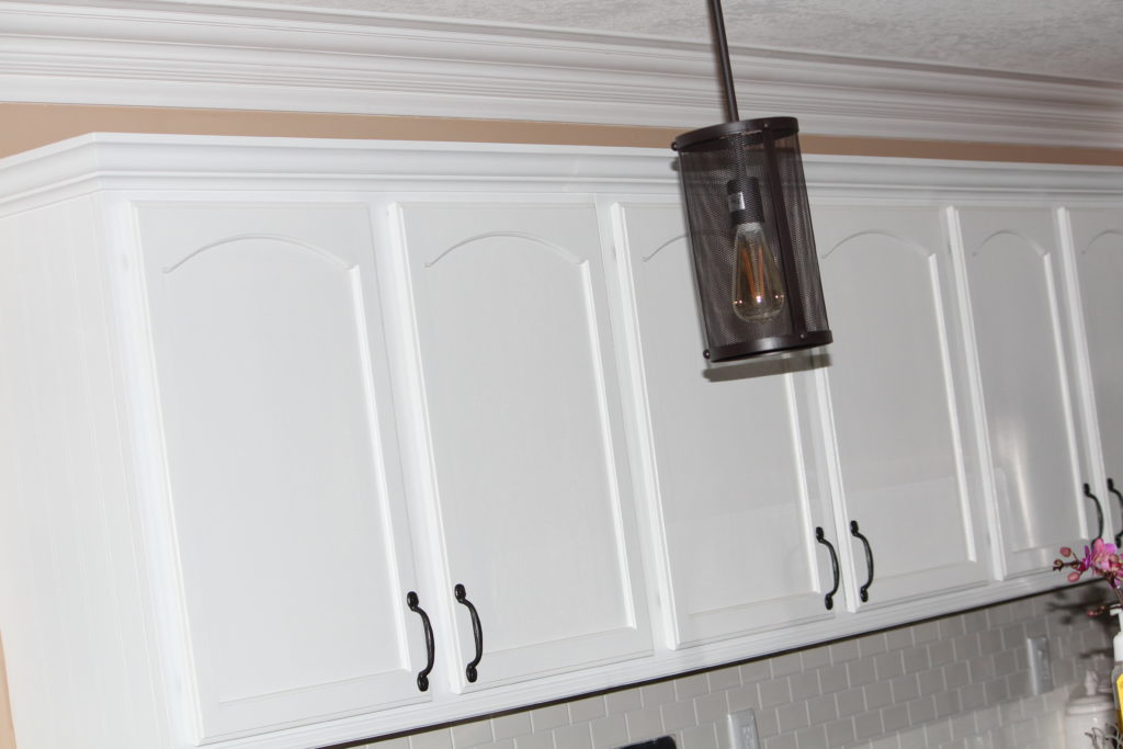 Our DIY Kitchen Remodel  Painting Your Cabinets White