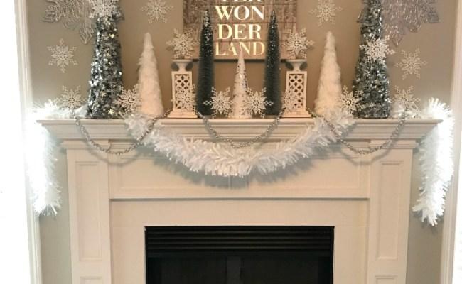 Winter Wonderland Holiday Mantel By Ellery Designs