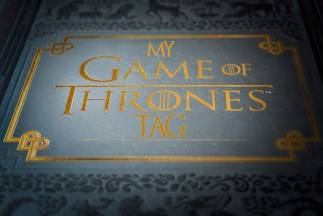 My Game of Thrones Tag