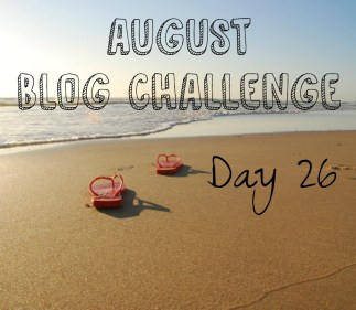 ABC | Day 26: Think Back 5 Years Ago…How Have You Changed?