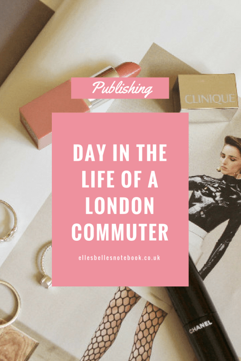 London Commuter Pinterest