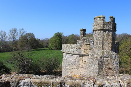 Top of Bodium Castle