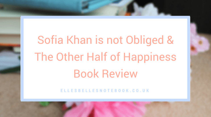 Sofia Khan Book Review